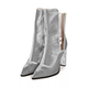 Low Heel Daily Split Joint Boots