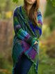 Color-Block Casual Long Sleeve Outerwear