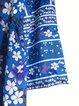 Floral Half Sleeve Boho Dresses