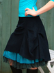 Casual Cotton-Blend Skirts