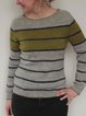 Shift Cotton-Blend Crew Neck Long Sleeve Sweater