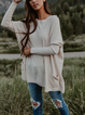 Cotton-Blend Shirts & Tops
