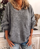 Cotton Casual Sweater