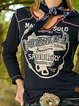 Boho Pull Over Top