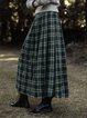 Shift Vintage Checkered/plaid Skirts