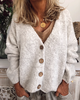 Casual Cotton-Blend Outerwear