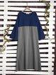 Cotton Plus siza Casual dress