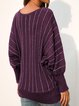 Stripes Simple Shirts & Tops