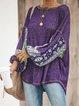 Women Casual Tops Tunic Plus Size Blouse Shirt