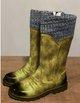 Women Split Joint Fall Daily Long Boots