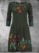 Cotton Long Sleeve Dresses