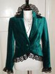 Long Sleeve Vintage Outerwear