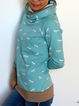 Long Sleeve Printed Casual Sweatshirt