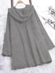 Fleece Fuzzy Casual Cashmere Pockets Long Sleeve Teddy Bear Coats