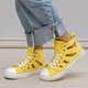 Women Hollow-out Low Heel Lace-Up Canvas Summer Sneakers