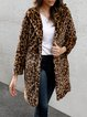 Holiday Leopard Print Outerwear