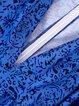 Plus Size Women Long Sleeve V-Neck Vintage Floral Casual Maxi Dresses
