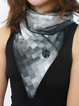 Aztec Snap Scarf Oversized Scarf Blanket Scarf