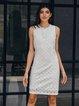 White Lace Sexy Dresses