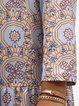 Boho Floral-Print V Neck Dresses