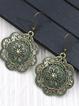 Vintage Boho Alloy Earrings