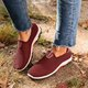 Mesh Hollow-Out Daily Sports Hiking Sneakers