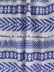 Cotton-Blend Half Sleeve Boho Dresses