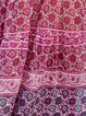 Boho Floral Maxi Dresses Shift Women Long Sleeve Beach Dresses