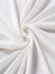 Casual Simple Basic Print Short Sleeve Round Neck T-Shirt