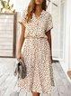 Holiday Short Sleeve Dresses