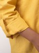 Long Sleeve Casual Plain Blouses