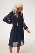 Casual Solid Dresses Women