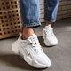 Pi Clue Athletic Low Heel Sneakers