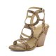Pi Clue Summer Wedge Heel Casual Sandals