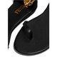 Dress Leather Gladiator Chain Sandals