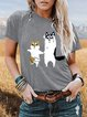 Animal Holiday Shirts & Tops