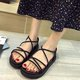 Pi Clue Daily Flat Heel Sandals