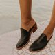 Closed Toe Block Heel Other Shoes