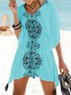 Casual V Neck Dresses