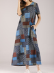 As Picture Holiday Cotton Dresses