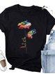 Floral Holiday Shirts & Tops