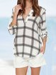 As Picture Holiday Cotton-Blend Shirts & Tops