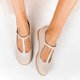 Women's Summer Daily Leather Other Round Toe Shoes