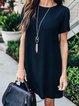 Vintage Linen Shift Dresses