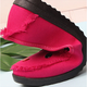 Slip-On Flat Heel Roud Toe Plus Size Loafers