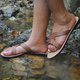 Pi Clue Daily Summer Flat Heel Slippers