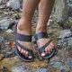 Women Vantage Flat Heel Summer Casual Thong Slippers
