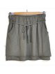 Summer casual vintage elastic skirt