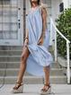 Swing Chiffon Paneled Holiday Dresses