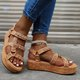 Women Casual Summer Comfy Platform Sandals